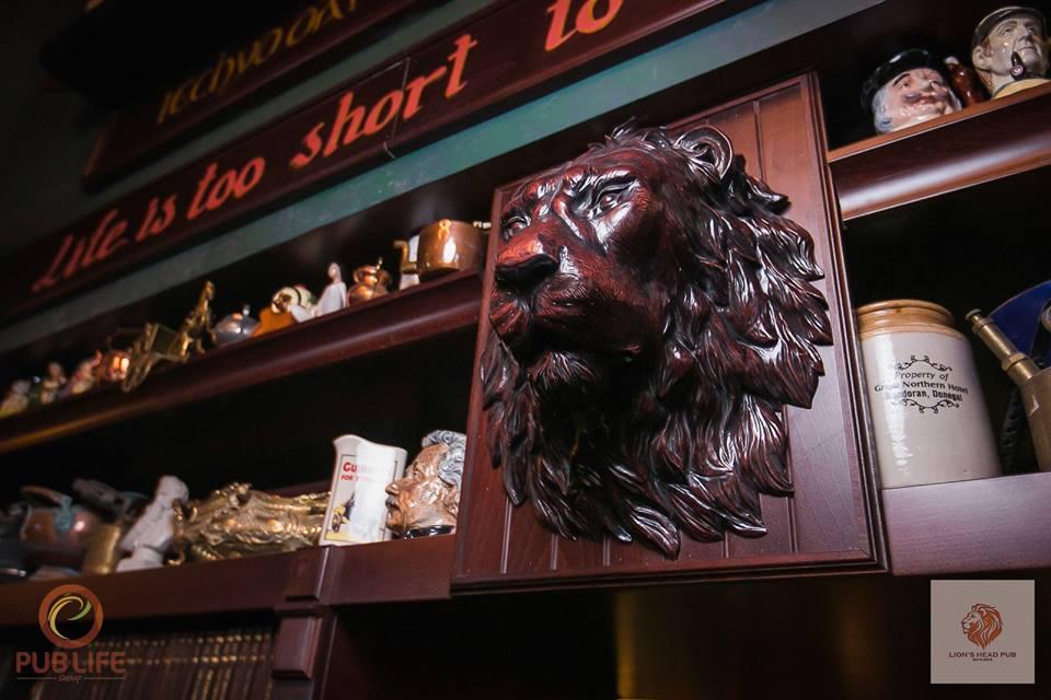 Is the lion pub still a gay bar
